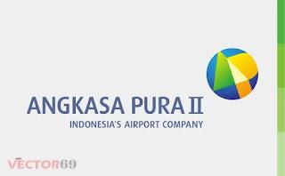 Logo Angkasa Pura II - Download Vector File CDR (CorelDraw)