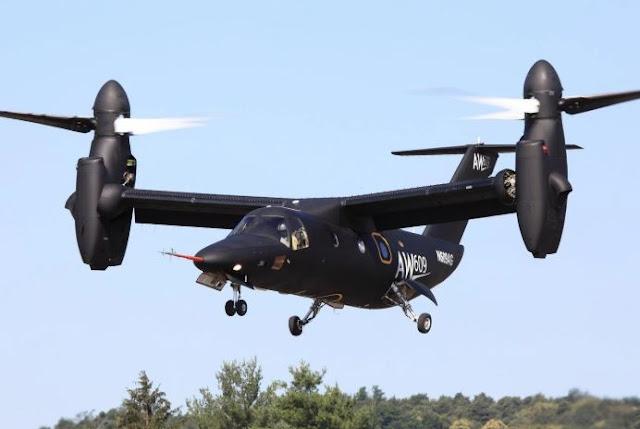 Agusta Westland AW609 tiltrotor