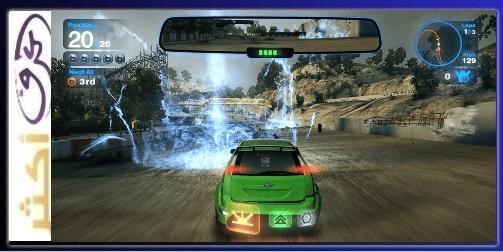 لعبة سباق السيارات Blur