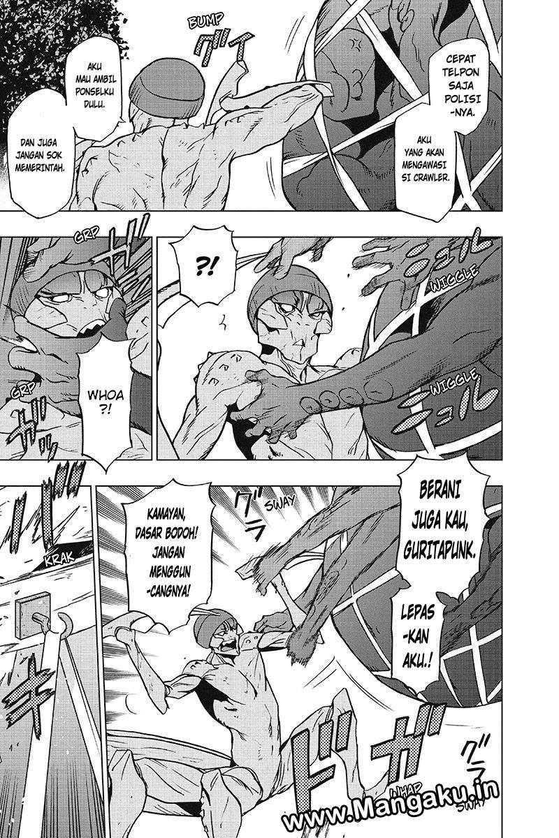 Boku no Hero Academia Illegal Chapter 41-8