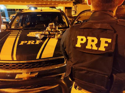 PRF prende casal com Haxixe em Registro-SP