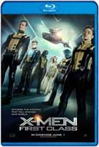 X-Men: Primera generación (2011) HD 720p Latino