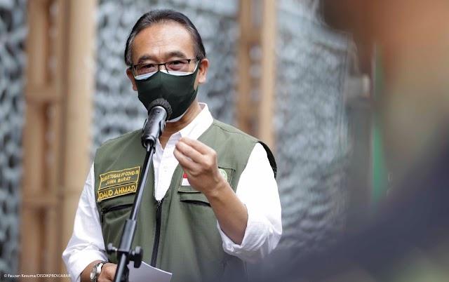 Tingkatkan 3T, Satgas Penanganan COVID-19 Jabar Intens Koordinasi Dengan Kabupaten/Kota