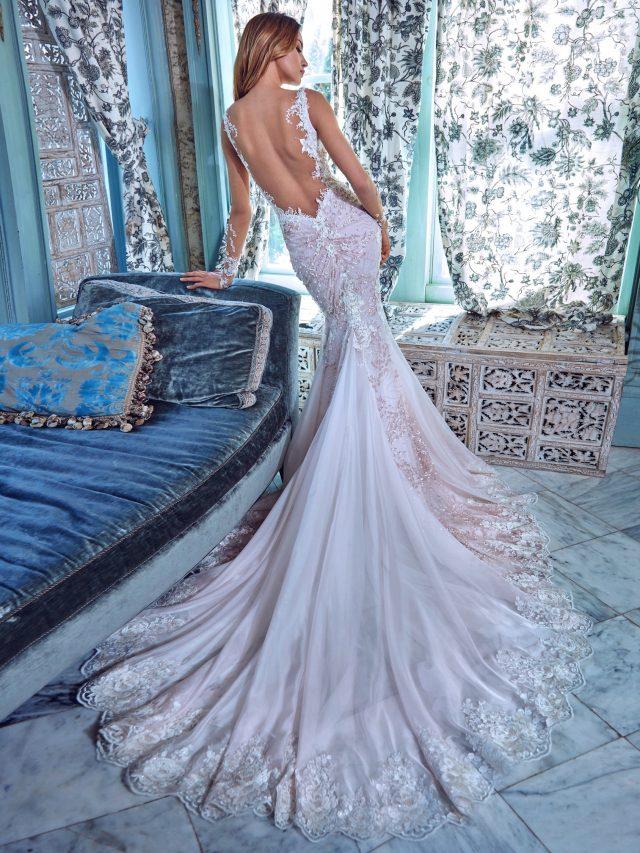 vestidos de novia elegantes y juveniles