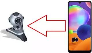 تحويل هاتفك إلى كاميرا ويب (webcam) للويندوز