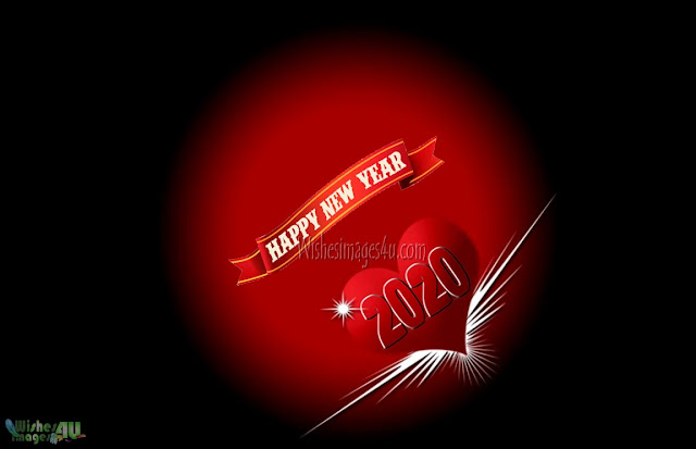 Happy New Year 2020 HD Love Wallpapers