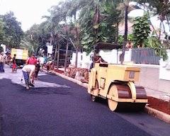 Jasa Pengaspalan Jalan Aspal Hotmix Bogor Murah