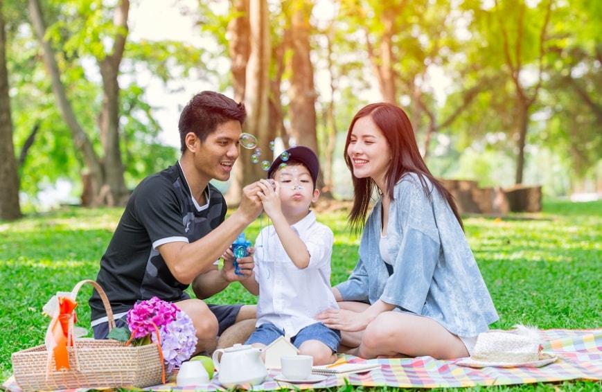 Pastikan Liburan Dengan Keluarga (Serumah)