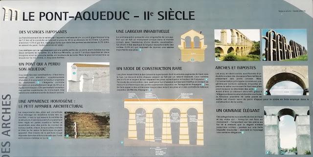 ARS-SUR-MOSELLE (57) - Pont-aqueduc gallo-romain
