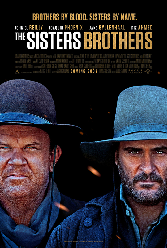 the sisters brothers poster