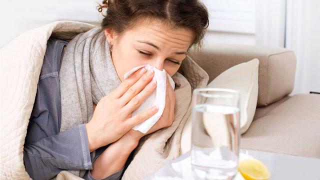 الوقاية من البرد والسعال