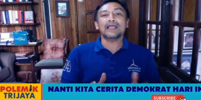 Andi Mallarangeng: SBY Sedih, Moeldoko Jadi Begal Politik