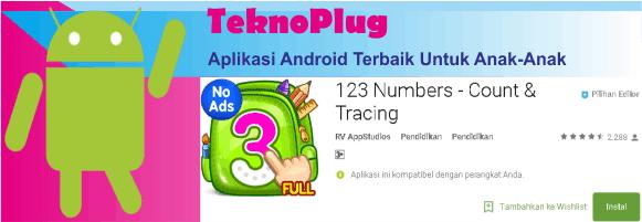 aplikasi terbaik android untuk anak-anak