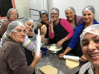 Curso de Padaria artesanal oferece novas oportunidades profissionais na Ilha Comprida