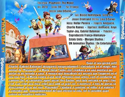 Playmobil - La pel·lícula - [2019]