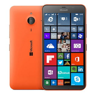Firmware Nokia Microsoft Lumia 640 XL RM-1065