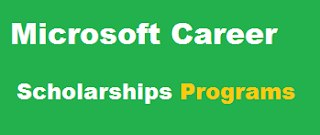 Microsoft Undergraduate Scholarships for Students in USA, Canada and Mexico