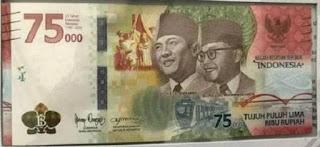 BI dan Menkeu resmikan uang rupiah edisi khusus