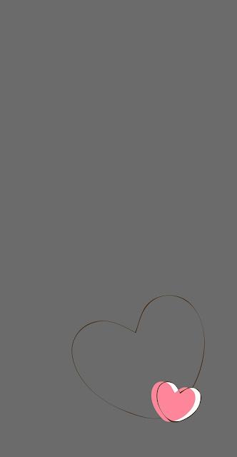 lovely iphone wallpaper love heart iphone wallpaper