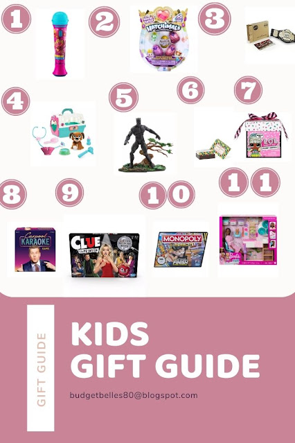 Kids and Teens Gift Guide