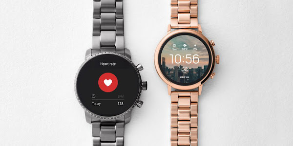 Fossil announces Wear OS powered Q series smartwatches