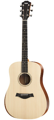 Guitar Taylor Dreadnought Academy 10e gỗ tự nhiên