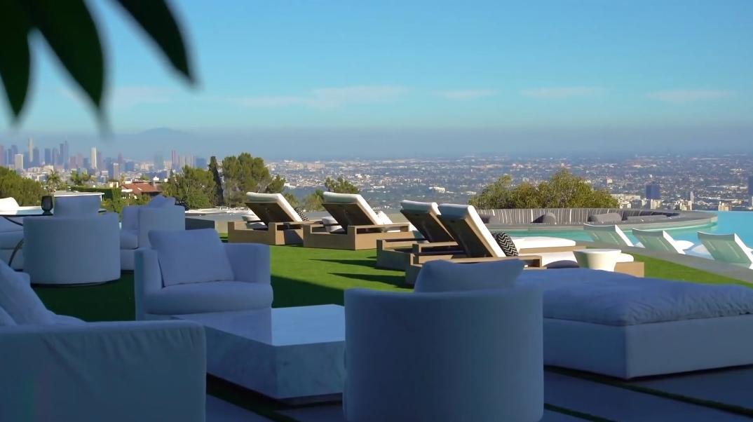 69 Interior Photos vs. Tour 9272 Robin Dr, Los Angeles, CA Ultra Luxury Mega Mansion