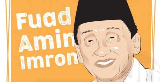 Biografi RKH Fuad Amin Imron Bangkalan Madura (Penguasa Bangkalan)