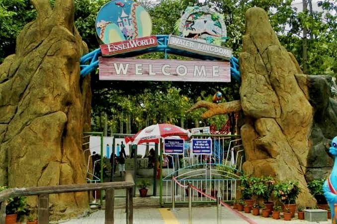 Essel World Water Park,Mumbai