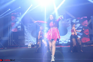 Sunny Leone Dancing on stage At Rogue Movie Audio Music Launch ~  211.JPG