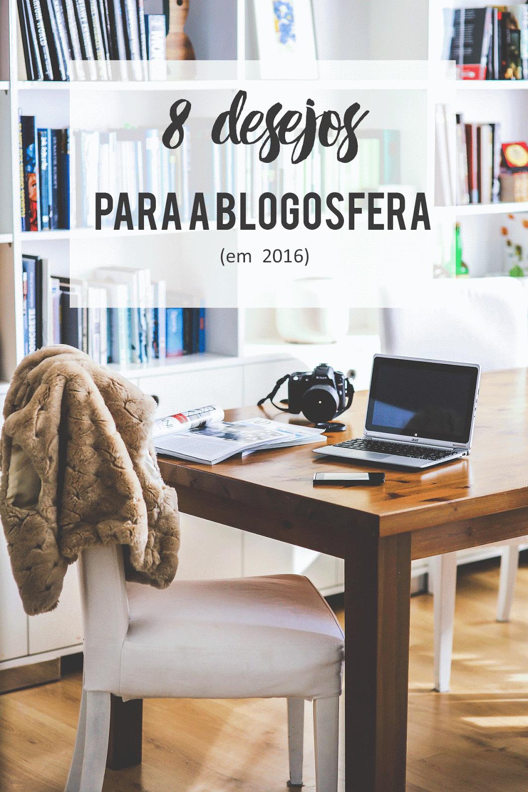 Desejos blogosfera 2016