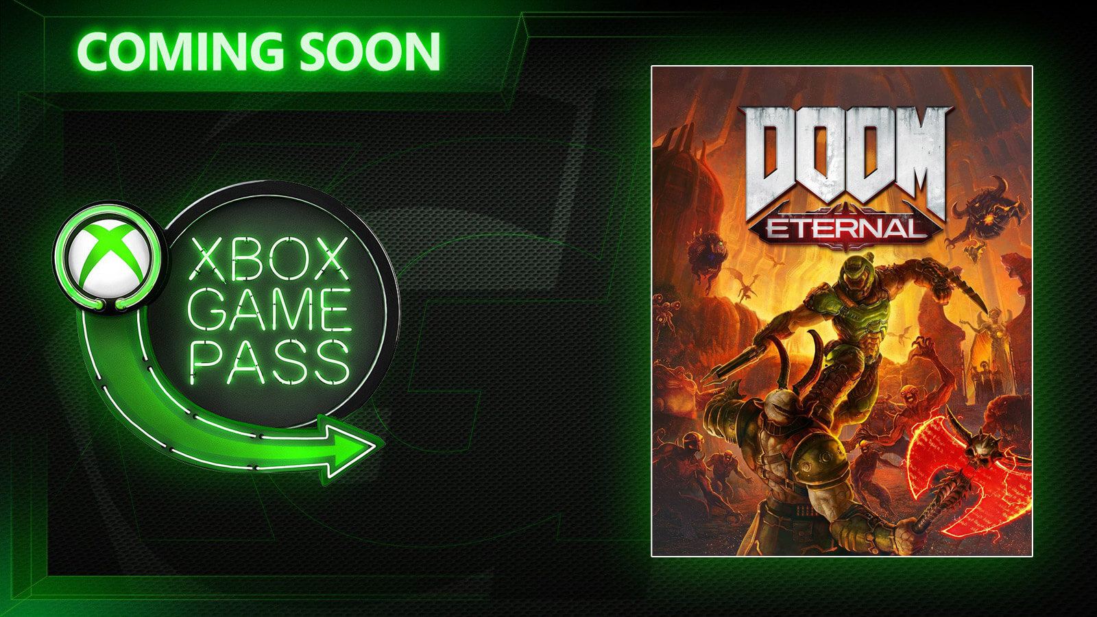 Doom Eternal Coming to Xbox Game Pass