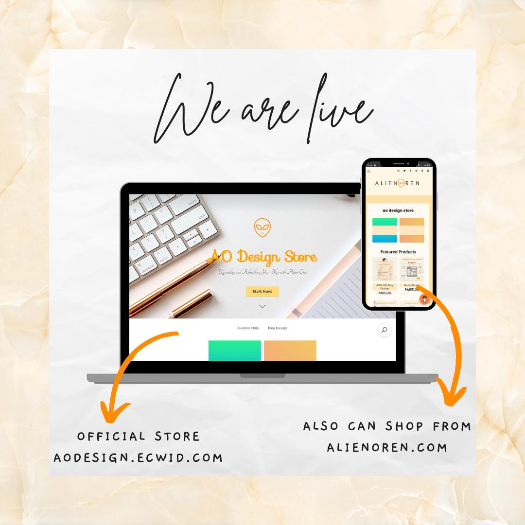 AO Design soft-launching