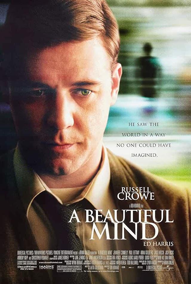 A Beautiful Mind 2001 x264 720p Esub BluRay Dual Audio English Hindi GOPI SAHI