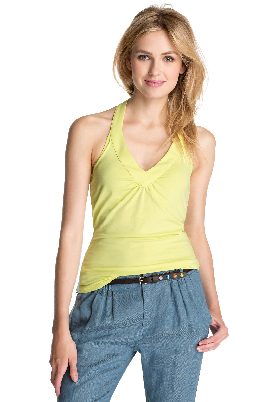 Find halter neck tops at ShopStyle. Shop the latest collection of halter neck tops from the most popular stores - all in one place.