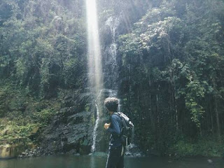 air terjun loknya dan pemandian alam loknya sibatakjalanjalan