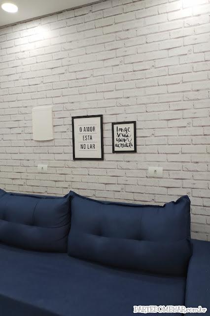 papel de parede sala