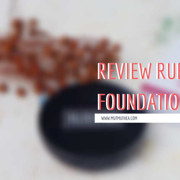 Review Rubiena Powder Foundation