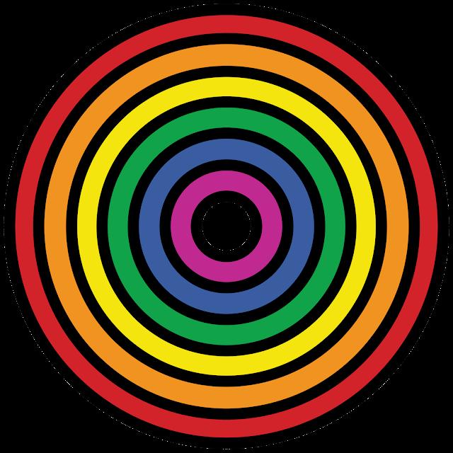 Gay Pride - Rainbow Ring of Pride