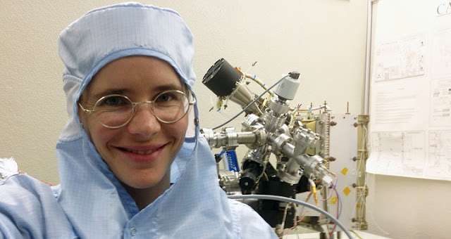 Dr. Nora Hänni, Physics Institute, Space Research and Planetology (WP), University of Bern © University of Bern