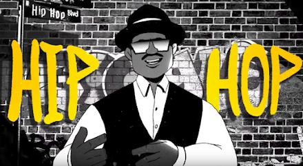 44 Jahre HipHop | Das großartige Google Doodle zum Ehrentag - Werde DJ