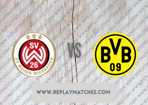 Wehen Wiesbaden vs Borussia Dortmund -Highlights 07 August 2021