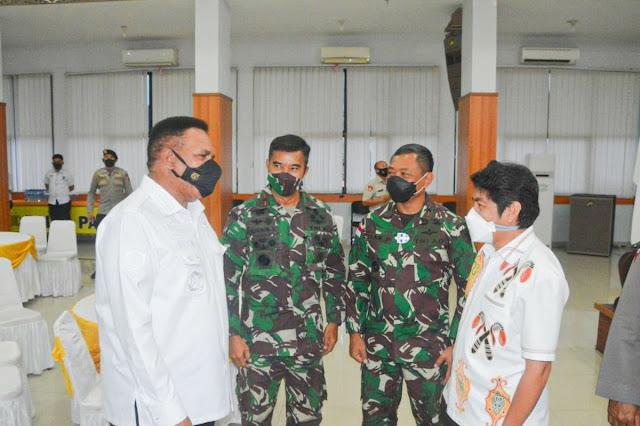 TNI Dukung Polri Dalam Menjaga Kamtibmas di Papua