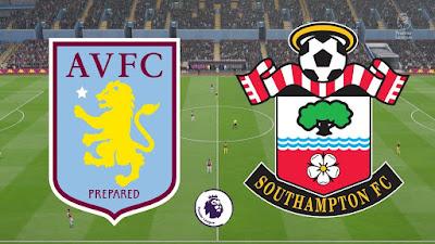 نتيجة مباراة أستون فيلا وساوثهامتون اليوم 22-2-2020 يلا شوت الدوري الانجليزي