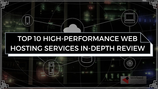 BEST BLAZING FAST WEB HOSTING FOR HIGH PERFORMANCE: REVIEW 2021