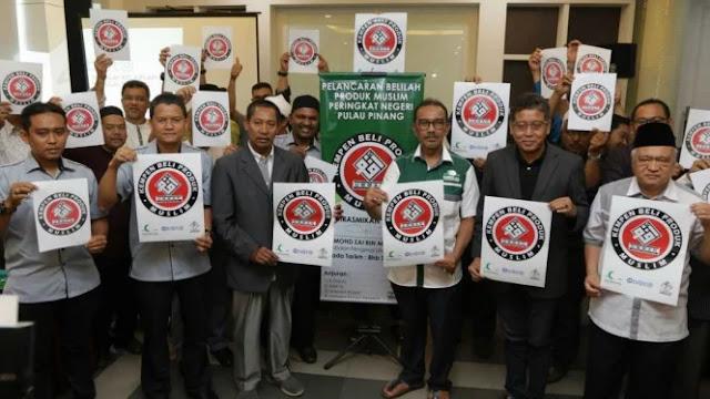 Warga Malaysia Boikot Produk Non Muslim