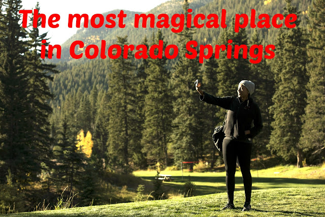 The most magical place in Colorado Springs
