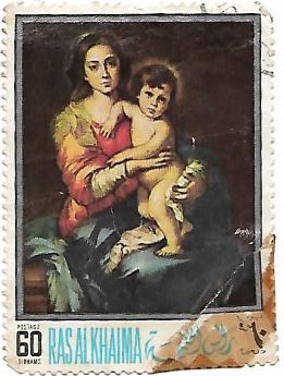 Selo Madonna and Child
