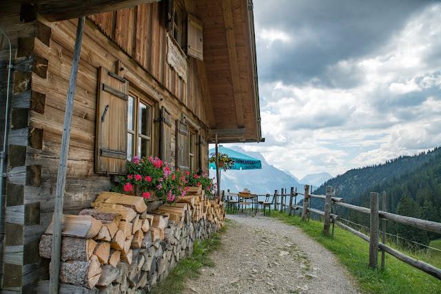 Wanderung zur Stepbergalm  Wandern Garmisch-Partenkirchen  Stepbergtour Alpentestival-Garmisch-Partenkirchen 09