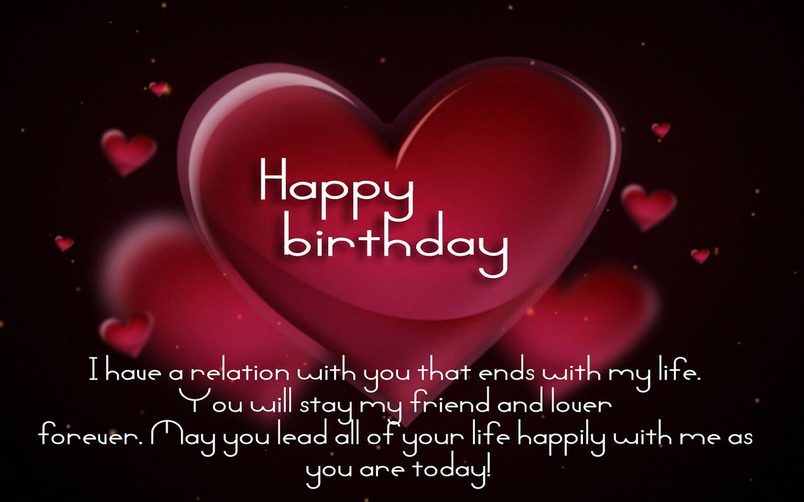 Happy Birthday Wallpapers Quotes Hd Collection Zone